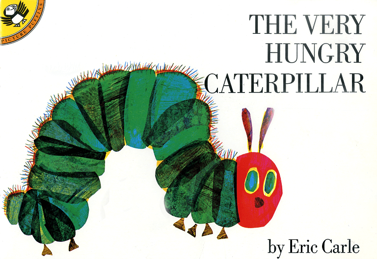 Best Bedtime Books For (Techie) Kids, The Very Hungry Caterpillar