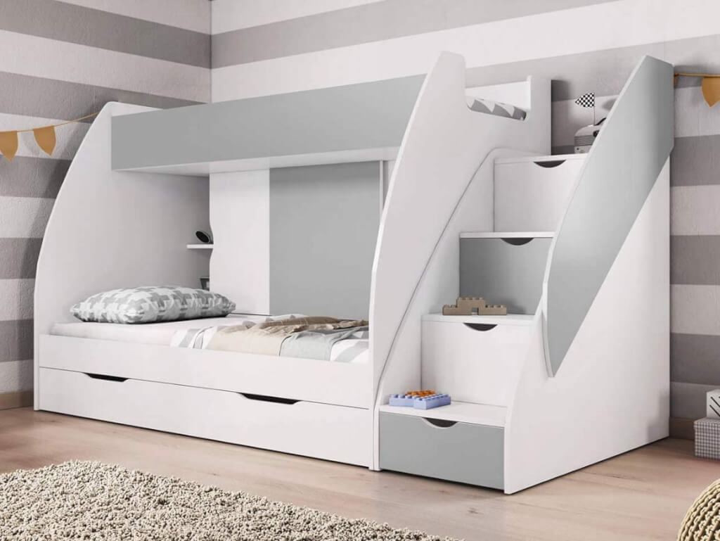 Bunk Bed Inspiration for the Boys