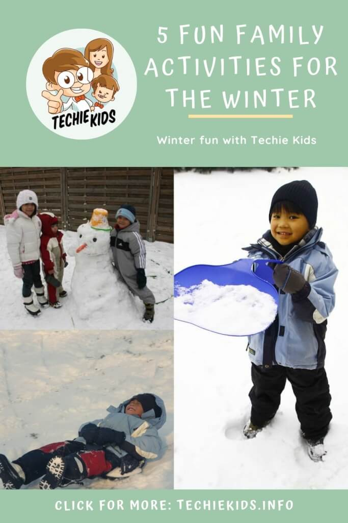 5 Fun Family Activities For The Winter, Winter Fun