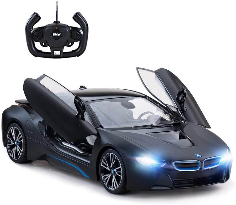 7 Best Remote Control Toys For Techie Kids, RASTAR BMW i8 Model Car