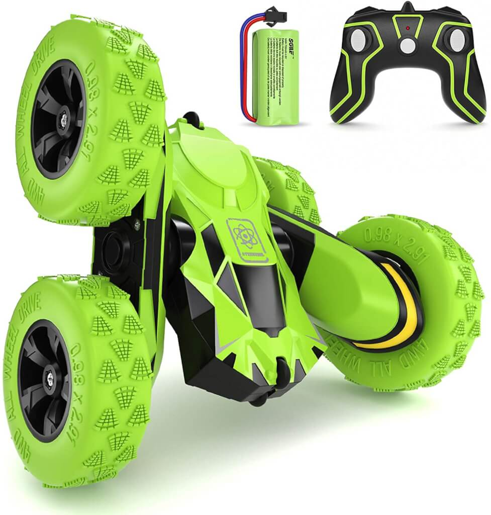 4WD Remote Control Car