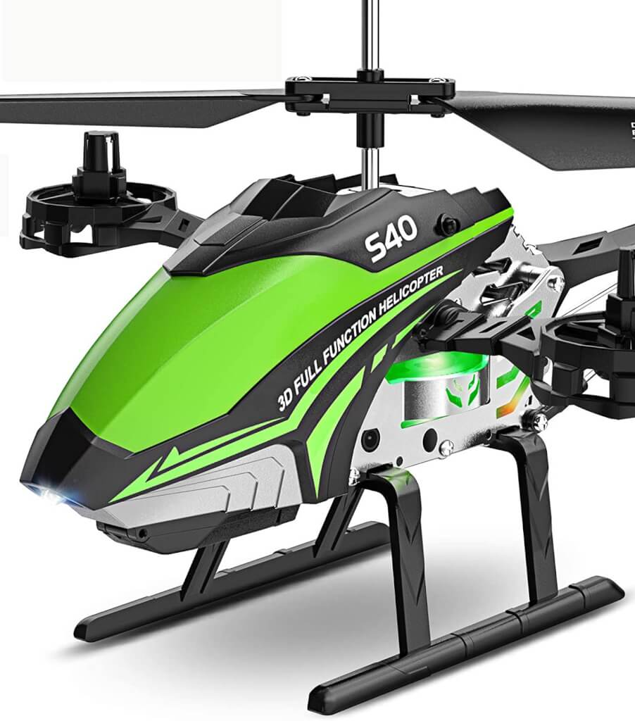 7 Best Remote Control Toys For Techie Kids, Remote Control Helicopter