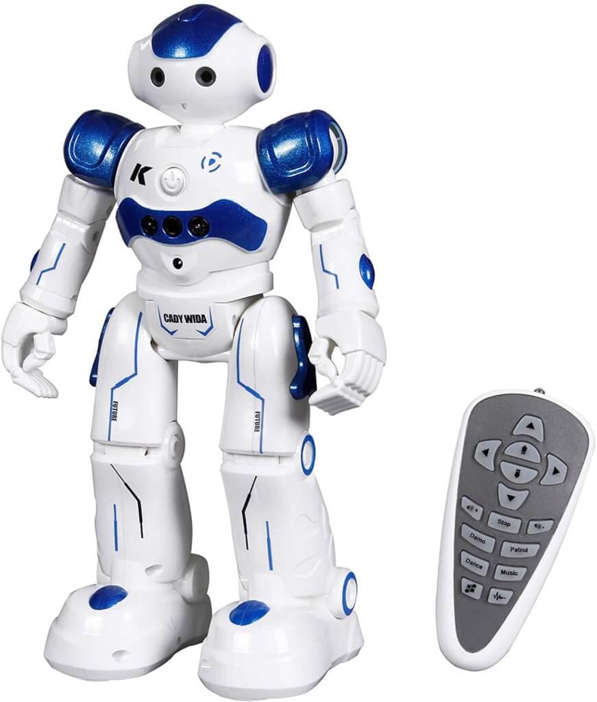 RC Gesture Control Robot