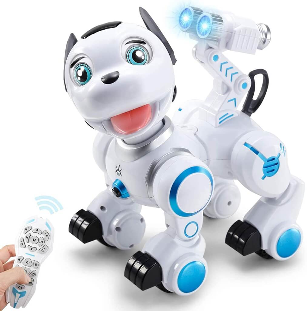 RC Smart Pet Dog