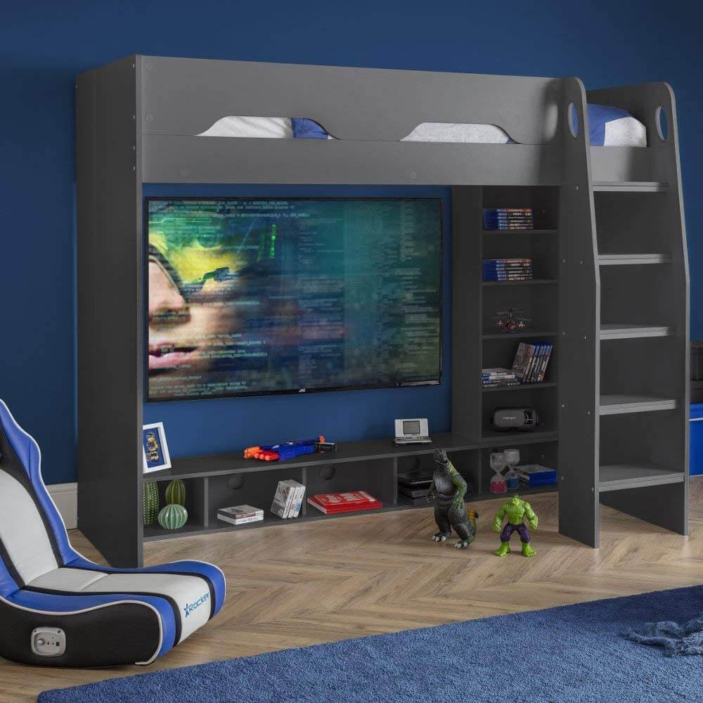 bunk bed, Bunk Bed Inspiration for the Boys